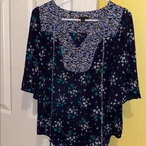 Cute Ann Taylor blouse